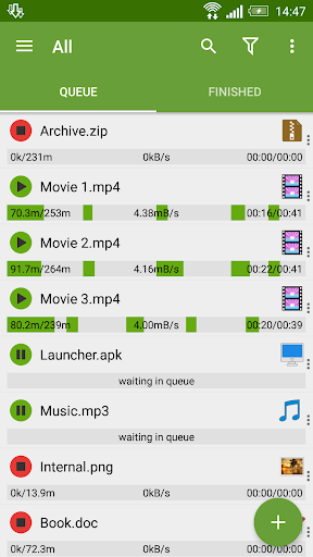 Advanced Download Manager Pro v6.1.7 [Paid]