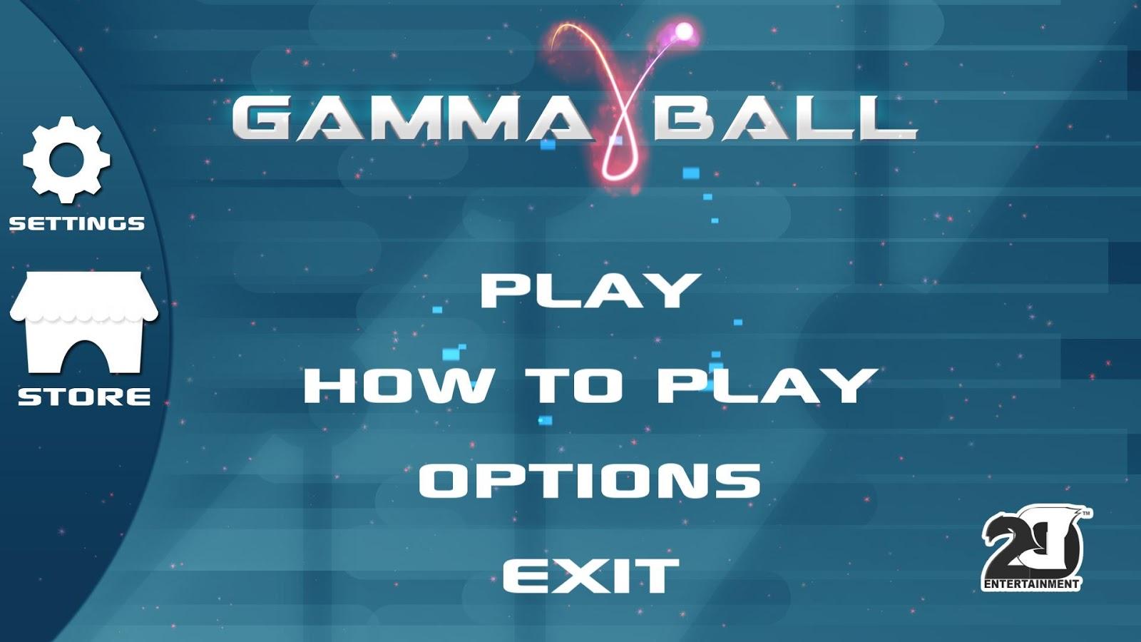 Gamma Ball - screenshot