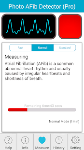 Photo AFib Detector- screenshot thumbnail