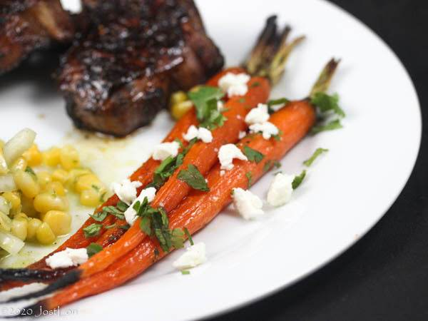 Caribbean Carrots