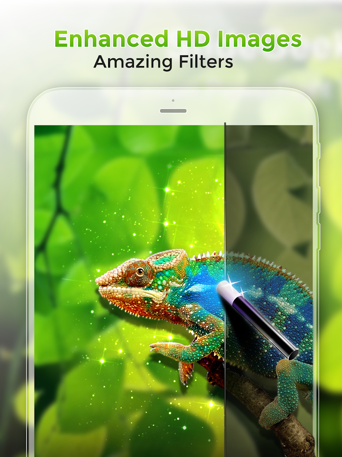 Kappboom - Cool Wallpapers and Google Photos HD- screenshot