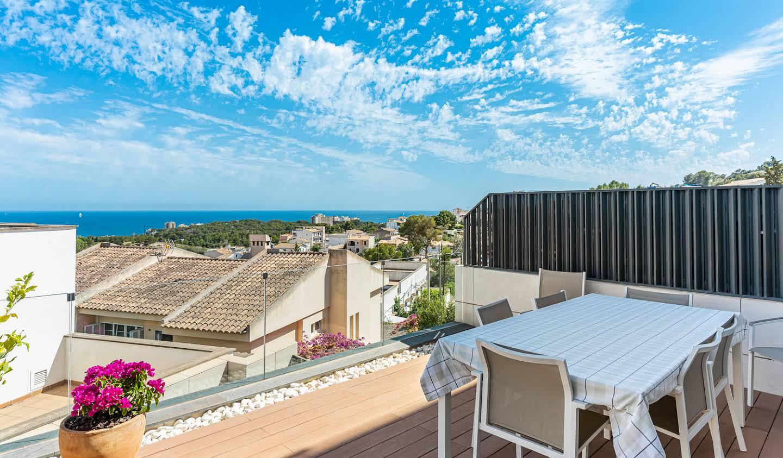 Maison avec piscine en bord de mer Gènova