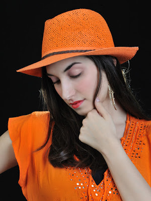Orange look di leonardo valeriano