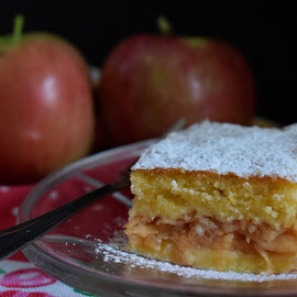 Homemade Apple Pie  by Valentina Masten - Food & Drink Cooking & Baking