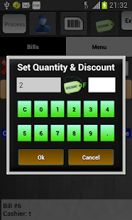 Restaurant Billing System- screenshot thumbnail