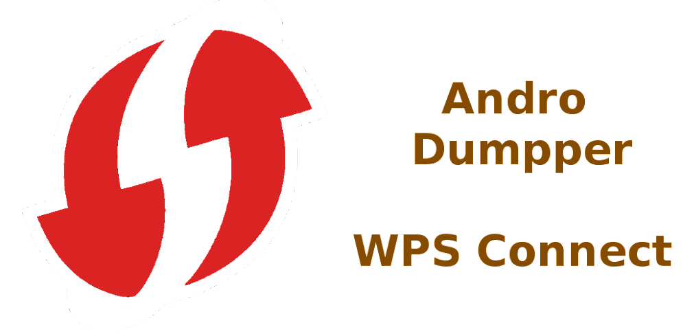 AndroDumpper Wifi ( WPS Connect ) APK v  3 08