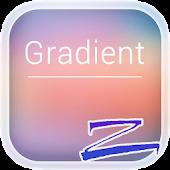 Gradient Theme - ZERO Launcher