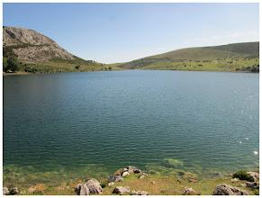 Photo: Lago Enol (Covadonga/Asturias).
