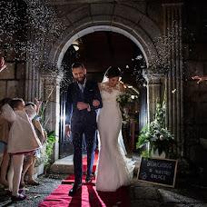 Wedding photographer Jose Mosquera (visualgal). Photo of 14.11.2016
