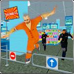 Supermarket Prisoner Escape 3D Icon