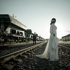 Bryllupsfotograf Javi Calvo (javicalvo). Bilde av 20.11.2018