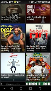 Naijapals Nigeria Music- screenshot thumbnail