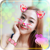 Tải Game Cat Face Camera Editor