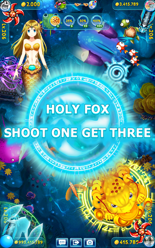 IFISH - Fun Online Fish Shooter - ZINGPLAY modavailable screenshots 8