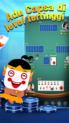 Kartu Cangkulan ( Game Lokal ) 2.5.2 screenshots 4