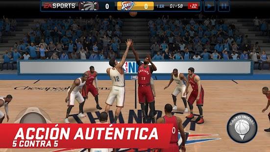 NBA Live Mobile para jugar en el smartphone
