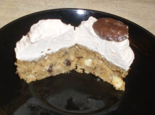 Cayden's Chunky Monkey Cupcakes