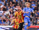 Engvall en Van Damme moeten de match tegen Anderlecht uit de tribune volgen