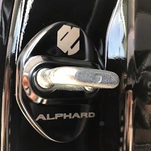 アルファード AGH30W SAパッケージタイプブラックのカスタム事例画像 ケースケさんの2019年11月17日11:08の投稿