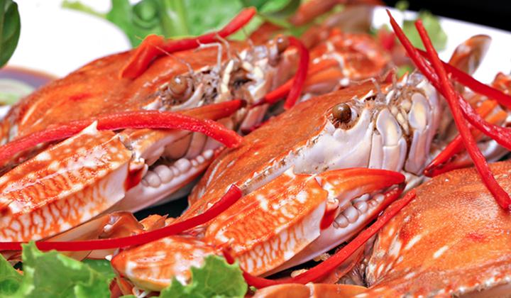 Tủ cơm công nghiệp sử dụng để hấp hải sản