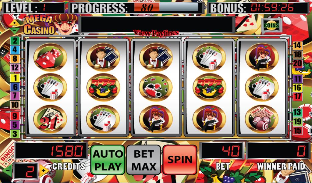 3 reel slot machines percentages word problem