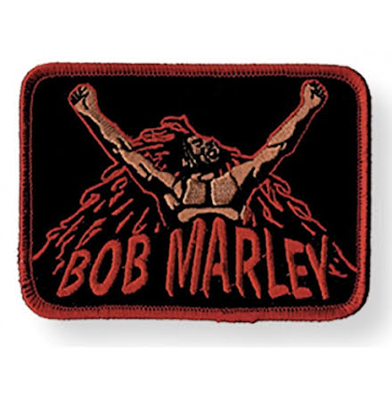 Bob Marley - Uprising - Tygmärke