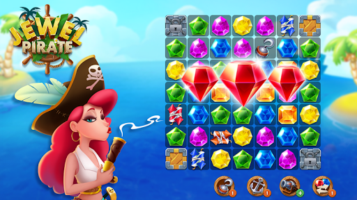 Jewel Pirate - Treasure Hunter Legend  screenshots 5