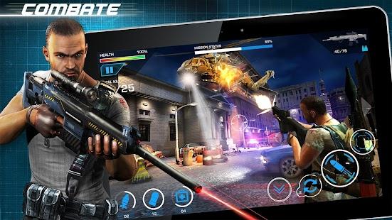 Combat Elite: Border Wars Screenshot