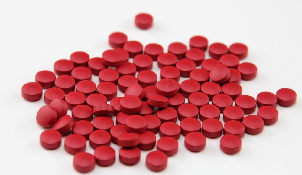 Какие принимать таблетки при низком гемоглобине