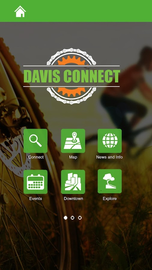 Davis Connect- screenshot