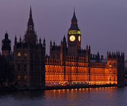 Photo: Houses of Parliament, aka Palace of Westminster, site of Big Ben