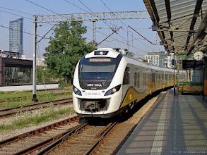Photo: 31WE-004, Lubań Śląski - Wrocław Główny {Wrocław Główny; 2014-07-19}