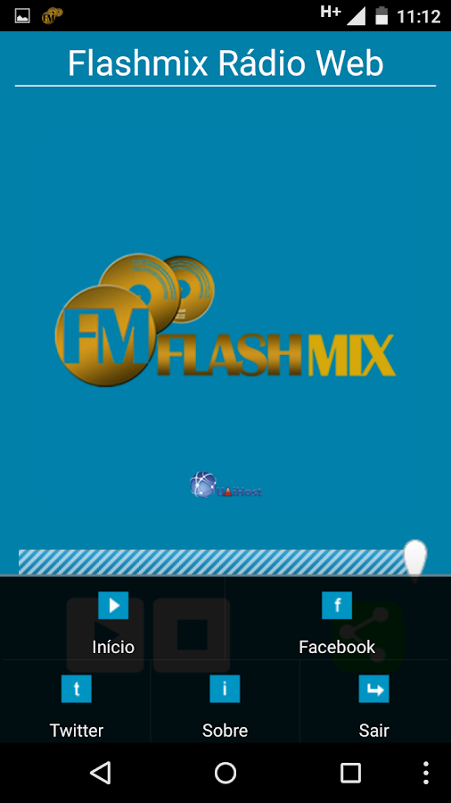 Flashmix- screenshot