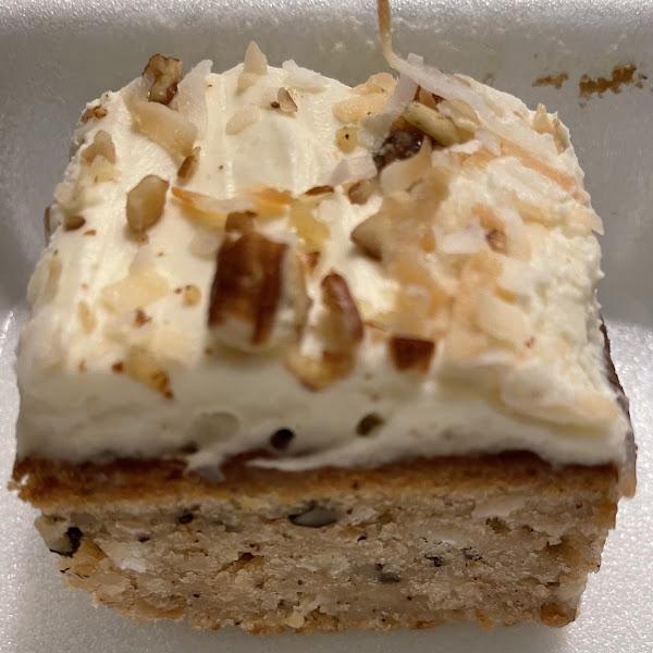 Italian Cream Cake (Best Item)