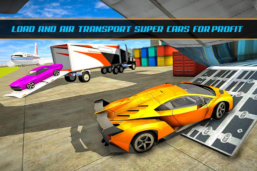 Car Transporter 2019 u2013 Free Airplane Games 1.0.2 screenshots 2