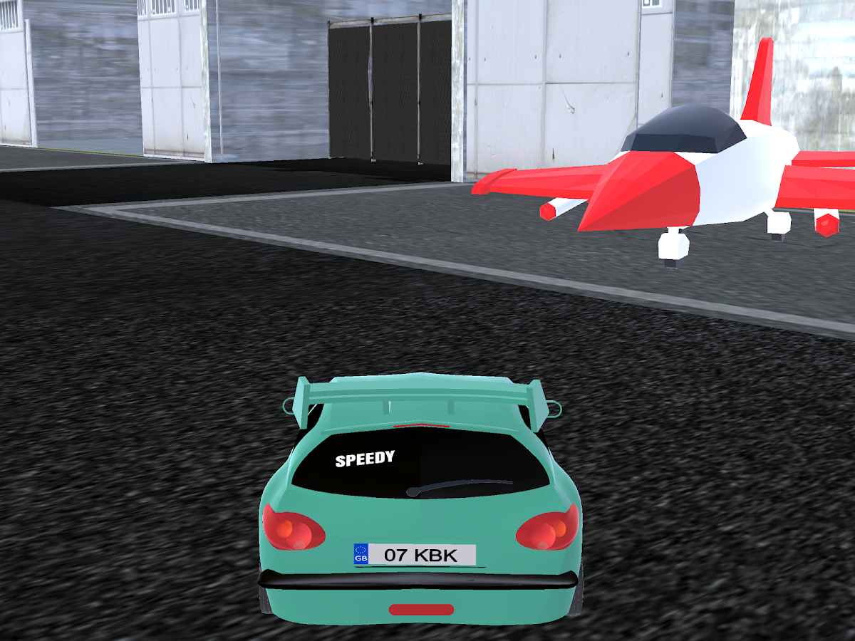 Car simulator drift android apps on google play for Car paint simulator