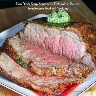 New York Strip Roast