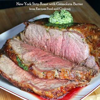 New York Strip Roast Recipes.