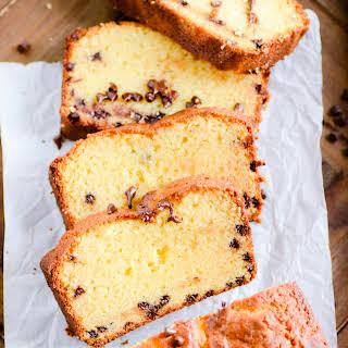 Sweetened Condensed Milk Pound Cake.