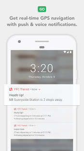 Calgary Transit- screenshot thumbnail