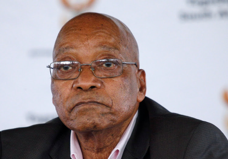 Jacob Zuma. Picture: REUTERS