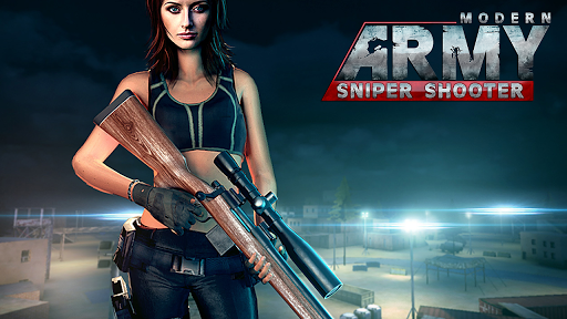 Modern Army Sniper Shooter - Freedom Forces Strike for PC