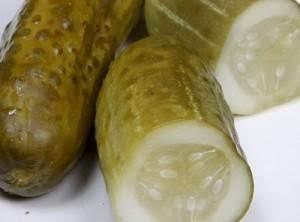Kosher Dill Pickles Recipe