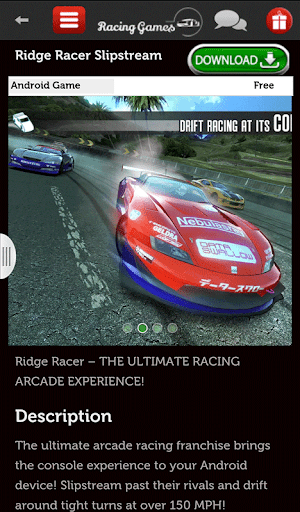 Racing Games 2.6.10 screenshots 2