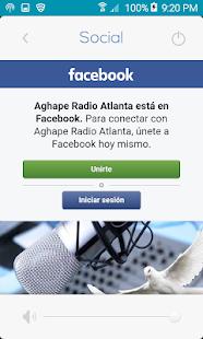 Aghape Radio Atlanta - náhled