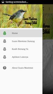 Suara Masteran Burung Ciblek Screenshot