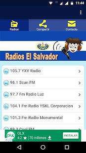 Radios El Salvador Free - náhled