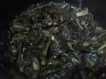 Cooked Mixed Greens