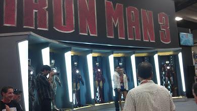 Photo: Floor - Iron Man 3 evolution of the suit