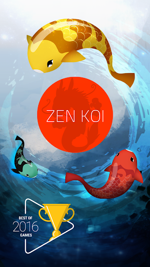 Zen Koi- screenshot thumbnail